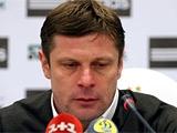 «Динамо» — «Севастополь» — 2:0. После матча. Лужный: «Попрощался с болельщиками»