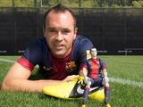 Андрес Иньеста: «Я закончу карьеру в «Барселоне»