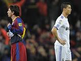 Месси не зацикливается на соперничестве с Роналду