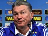 «Валенсия» — «Динамо» — 0:0. Послематчевая пресс-конференция