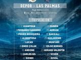 Коваль попал в заявку «Депортиво» на матч с «Лас-Пальмасом»