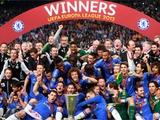Победителем Лиги Европы стал «Челси»
