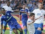 «Днепр» — «Динамо» — 2:1. Отчет о матче