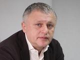 Игорь СУРКИС: «Разве кому-то станет легче от того, что сожгут памятник Лобановскому?»