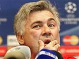 Анчелотти переговорит с Шевченко
