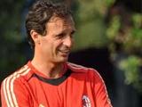 Массимилиано Аллегри продлил контракт с «Миланом»
