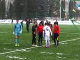 «Верес U-21» — «Динамо U-21» — 1:1. ВИДЕОобзор