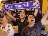 Болельщики «Реала» отпраздновали вылет «Барсы»