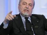 Президент «Наполи» предлагает создать новый еврокубок