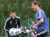 Сегодня «Динамо» возобновит тренировки