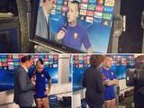 Футболист «Ромы» пришел на интервью в трусах (ФОТО)