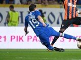Болельщики назвали Дениса Гармаша игроком матча «Динамо» — «Шахтер»