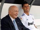 Ди Стефано понимает болельщиков, освистывающих Роналду