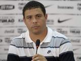 Роналдо станет комментатором на бразильском телевидении