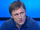 Сергей Нагорняк: «Быть экспертом на ТВ проще, чем бегать по полю»
