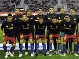Резервная команда «Барселоны» вылетела из сегунды