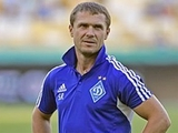 Сергей Ребров: «Динамо» Широкова не «потянет»