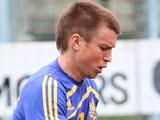 Ротань пропустил вчерашнюю тренировку сборной Украины