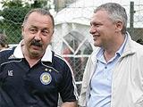 Игорь СУРКИС: «Газзаев никуда не уходит»