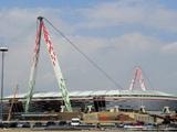 Новый стадион «Ювентуса» будет открыт 8 сентября