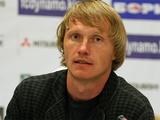 Андрей ГУСИН: «Понятно, что Милевский хочет играть в другом клубе, а не в «Динамо-2»