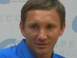 Валентин Полтавец: «Могу только снять шляпу перед ребятами и тренерским штабом сборной»