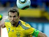 Андрей Шевченко вошёл в тройку наиболее возрастных игроков сборной Украины