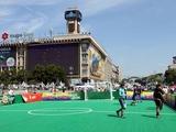 Евромайдан и Антиевромайдан сыграют в футбол