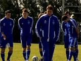 «Молодежка» начала подготовку на Кипре. ВИДЕО