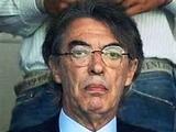 Моратти: «Надеюсь, Снайдер даст согласие на переход в «Галатасарай»