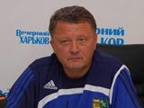 Мирон МАРКЕВИЧ: «Самая большая проблема «Металлиста» — украинские футболисты»