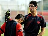 Реза Хагиги: «Попрошу «Персеполис» отпустить меня в «Динамо»