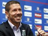 Диего Симеоне: «Надеюсь, «Барселона» продолжит борьбу за чемпионство вместе с нами»