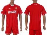 «Реал» теперь будет играть в форме красного цвета