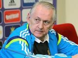 Михаил ФОМЕНКО: «Такого количества травмированных в сборной еще не было»