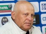 Виталий Кварцяный: «Поединок с «Динамо» мы проведем»