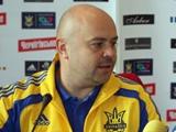 Александр Гливинский: «Все нормально, команда в хорошем настроении готовится к важному матчу»