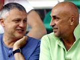 Игорь Суркис поздравил президента «Металлиста» с 50-летием