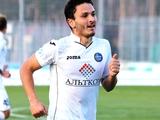 Лука Надирадзе: «Жаль, что мои голы не помогли команде отобрать очки у «Динамо»