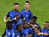 Евро-2016. 1/4 финала. Франция — Исландия — 5:2 (ВИДЕО)