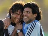 Марадона приветствует возможный переход Тевеса в «Милан»