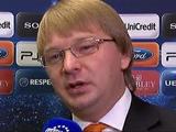Сергей Палкин: «По правилам УЕФА Рыбка может быть дисквалифицирован на срок от полугода до двух лет»