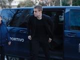 «Депортиво» подтвердил аренду Максима Коваля, но контракт еще не подписан