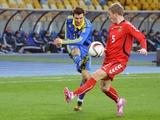 Cборная Украины разошлась миром со сборной Литвы (ВИДЕО)