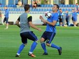 ФОТОрепортаж: открытая тренировка сборной Украины (33 фото)