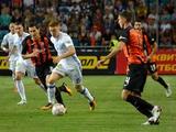 «Динамо» уступило «Шахтеру» в матче за Суперкубок Украины