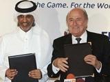 Йозеф Блаттер: «ЧМ-2022 пройдет только летом и только в Катаре»