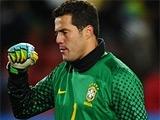 Жулио Сезар: «Готов держать Кубок мира в течение полутора часов»