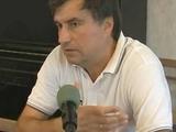 Олег Федорчук: «Лужный не управлял процессом в «Таврии», а комментировал его»