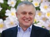 Поздравление президента киевского «Динамо» с праздником 8 марта